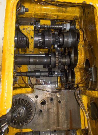 wickman machine