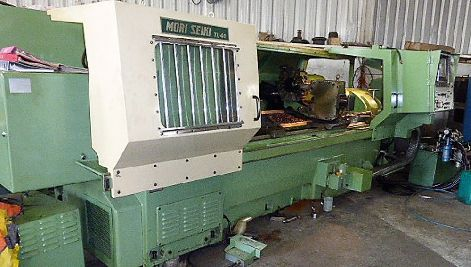 MORI SEIKI TL 40 / 2000 CNC LATHE - Dawson Machinery Ltd