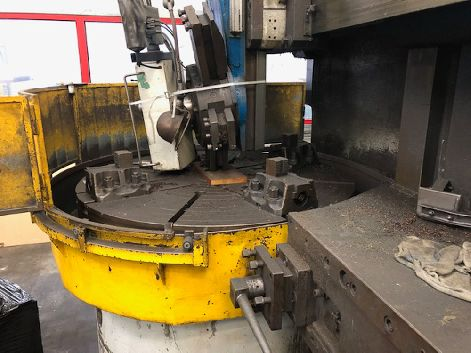 BERTHIEZ BMF 125 AND STANKO 1516 VERTICAL TURNING LATHES